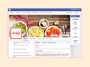 cliente-archies-social-media-facebook
